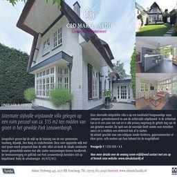 Villa in Leeuwenbergh!